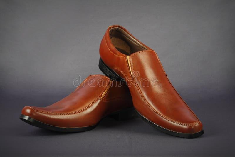 正式鞋子 免版税库存图片