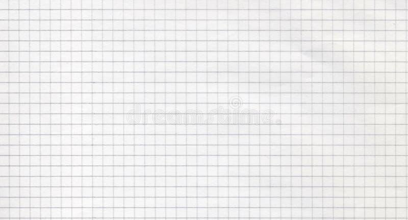 正方形被排行的纸样式 免版税库存照片
