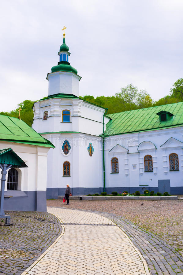 正统修道院 库存图片