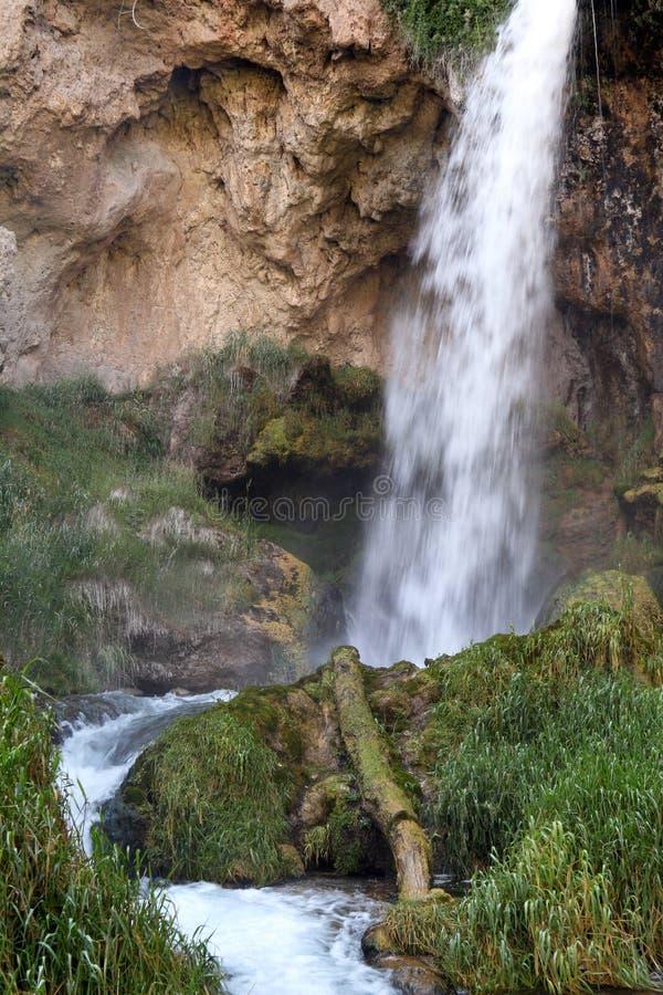 步枪落国家公园,科罗拉多 免版税库存照片