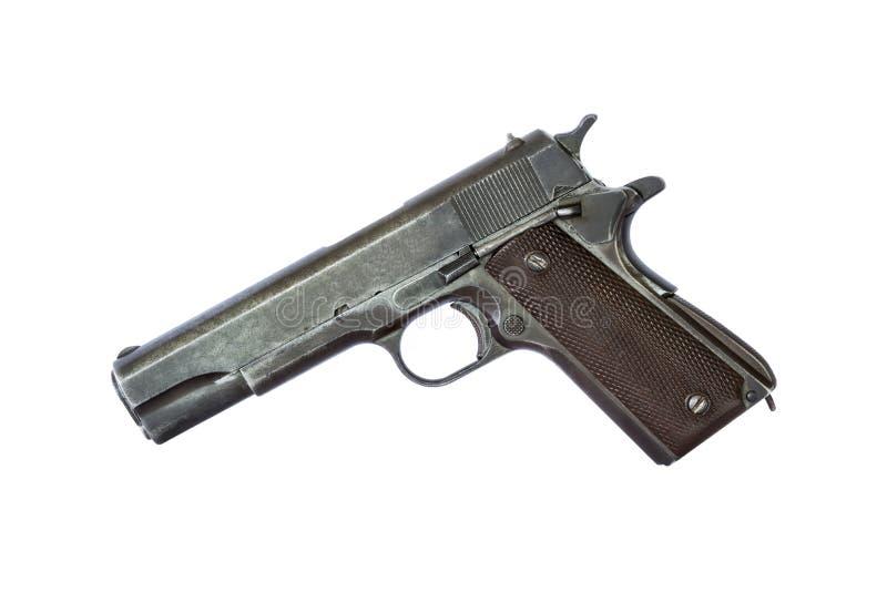 武器自动手枪 图库摄影