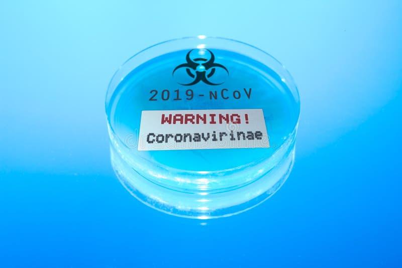 武汉冠状病毒 库存图片