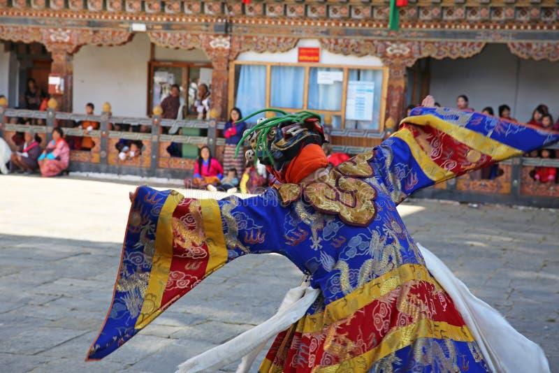死亡节日XIV,不丹的阁下 库存照片