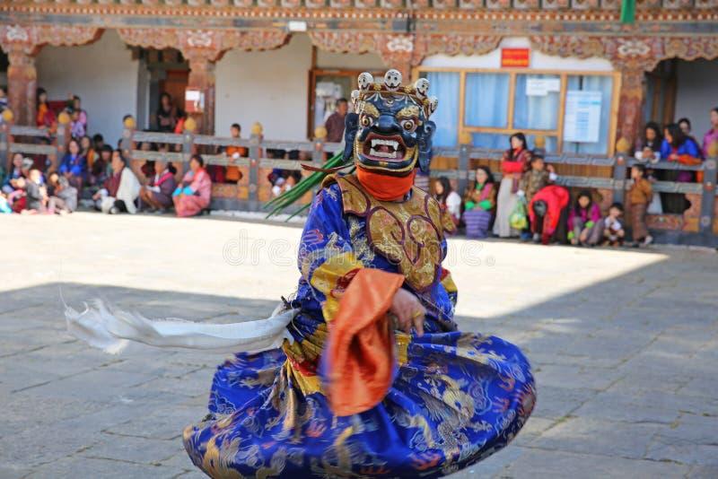 死亡节日XV,不丹的阁下 图库摄影