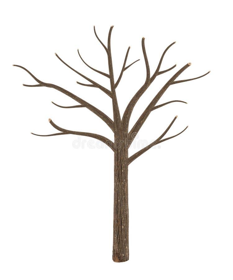 死高度查出的质量结构树 向量例证