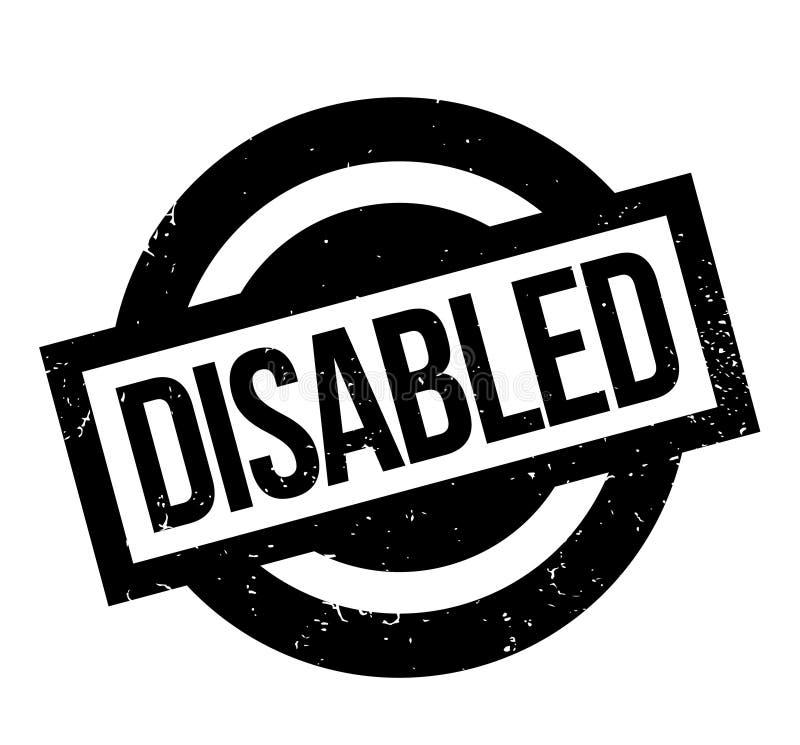 残疾不加考虑表赞同的人 皇族释放例证