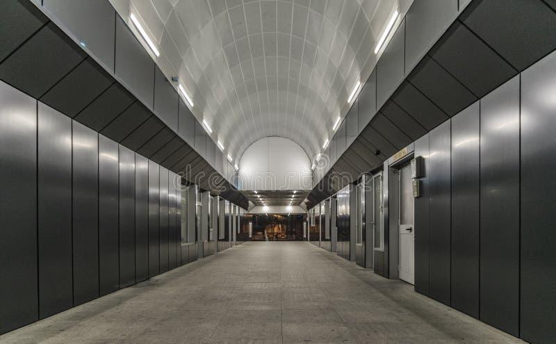 段落隧道城市 图库摄影
