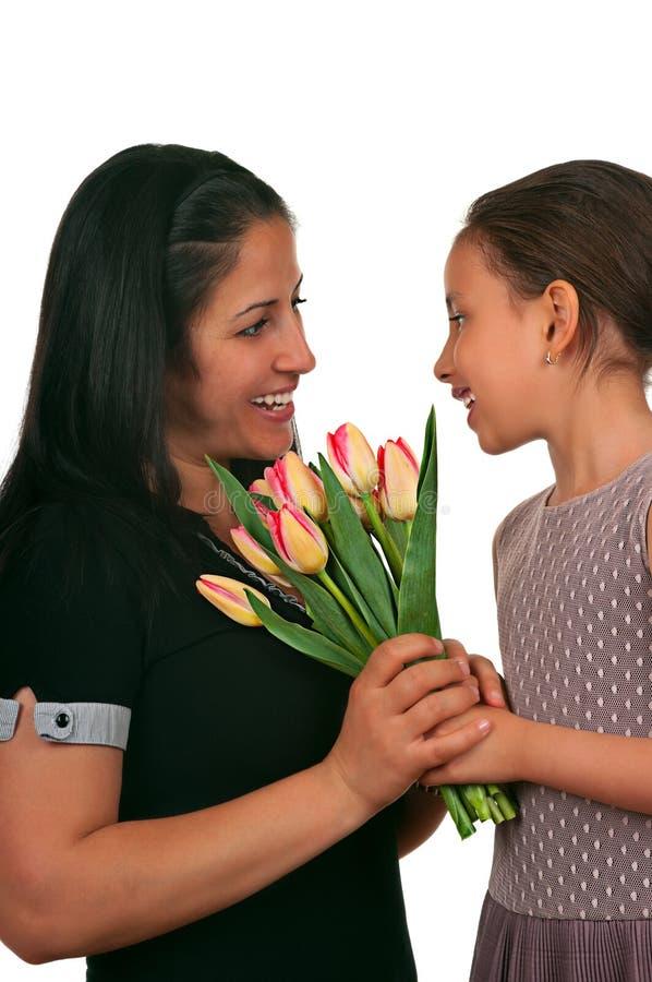 母亲节 免版税库存照片