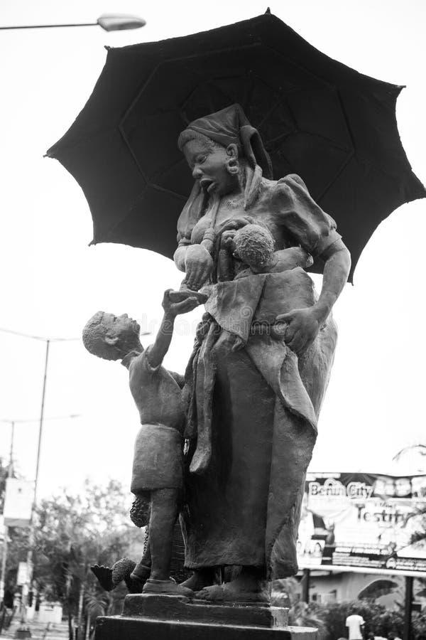 母性试验  免版税库存照片