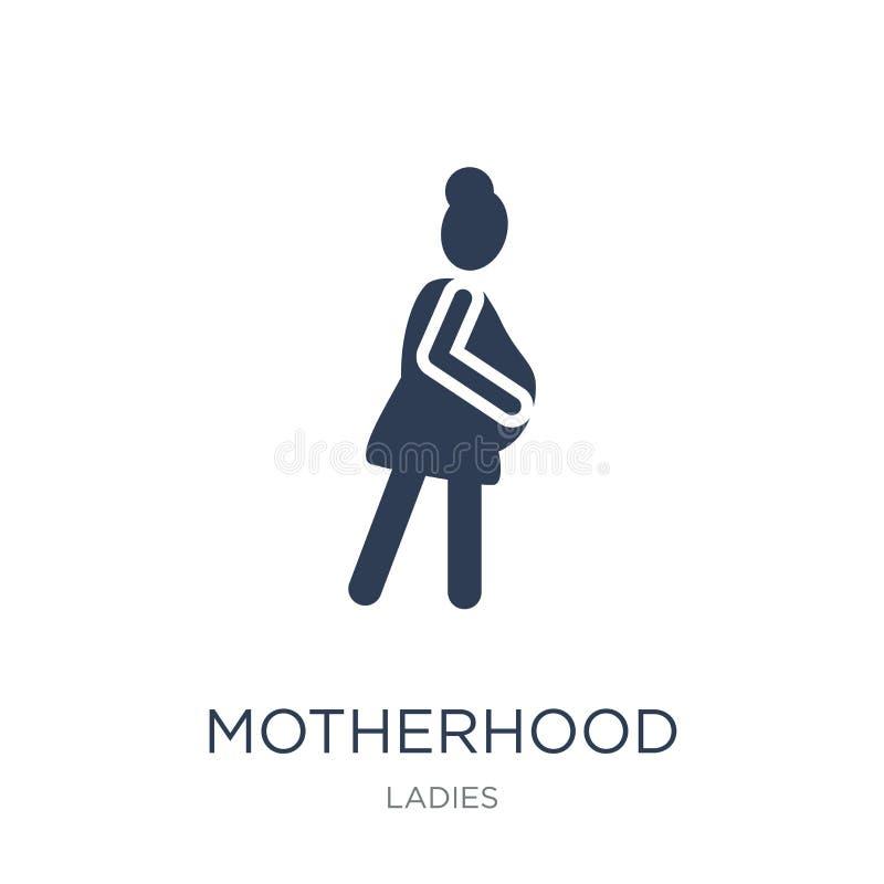 母性象  库存例证