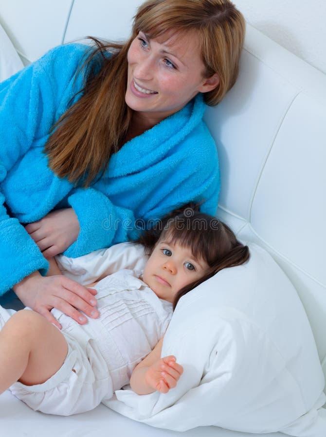 母性 图库摄影