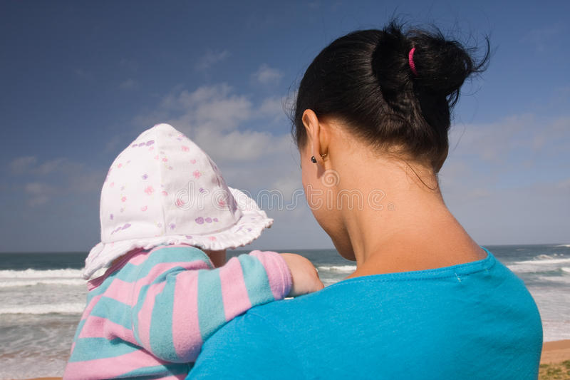 母性 免版税库存图片
