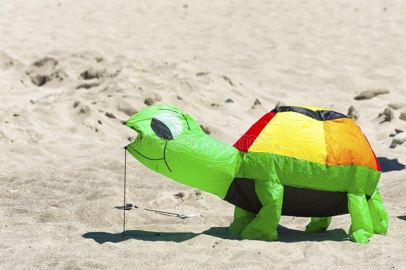 每年风筝飞行节日 库存照片