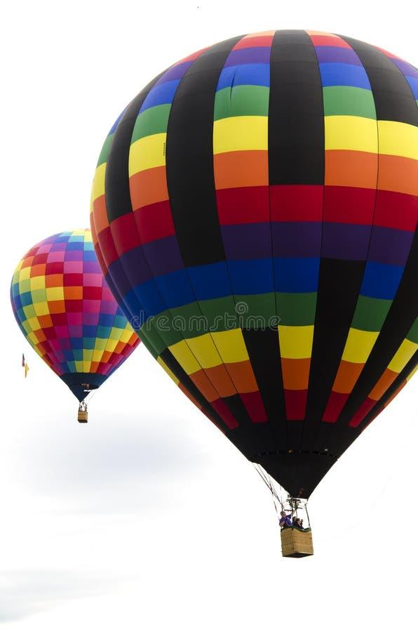 每年科罗拉多泉劳动节离地升空 库存图片