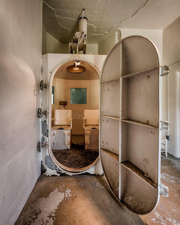 毒气室 库存照片
