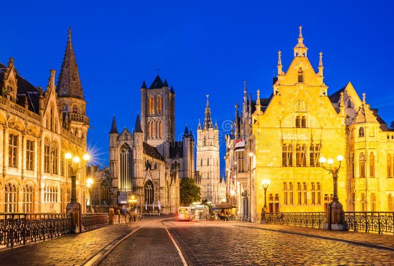 比利时绅士 免版税库存图片