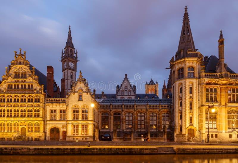 比利时 绅士 免版税库存照片