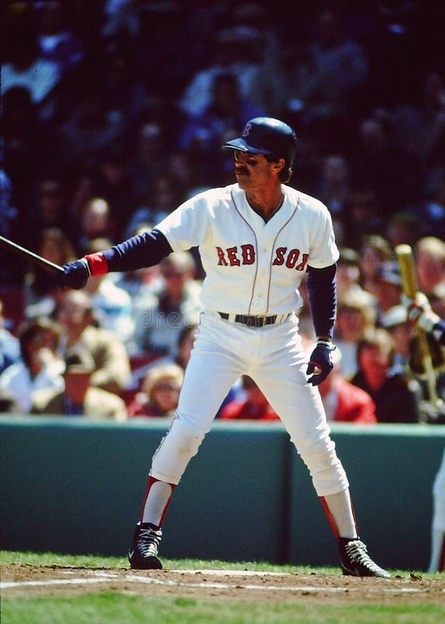 比尔Buckner波士顿Red Sox 免版税库存照片