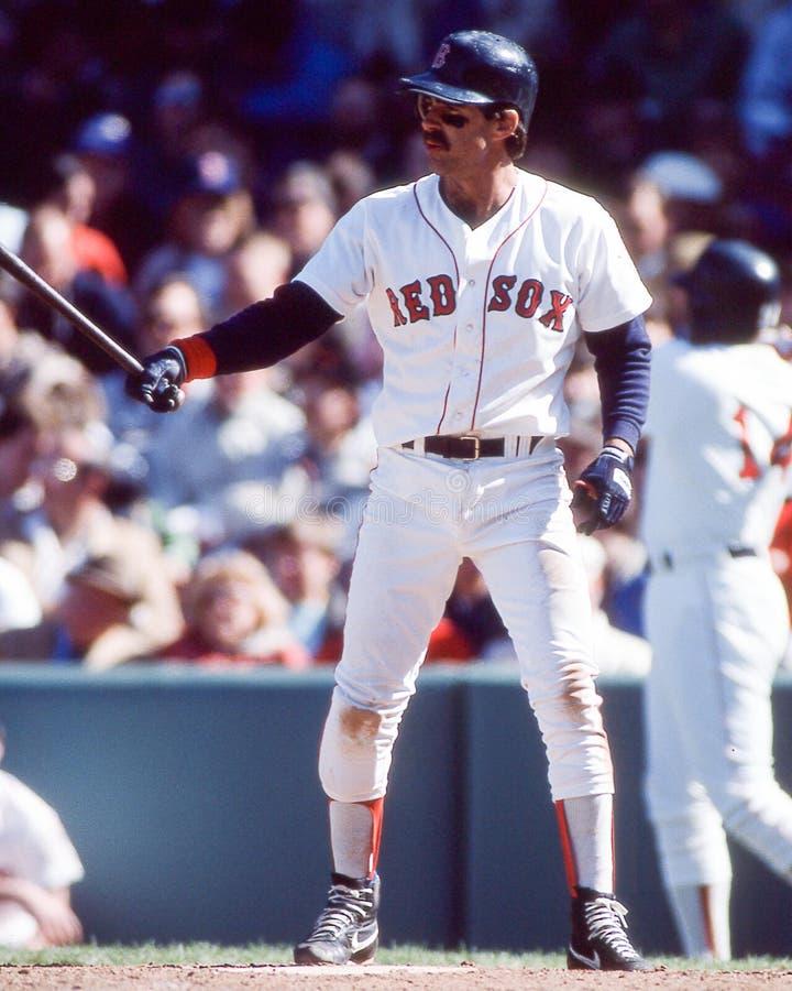 比尔Buckner波士顿Red Sox 免版税库存图片