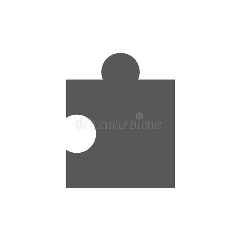 比赛难题传染媒介象设计例证 库存例证