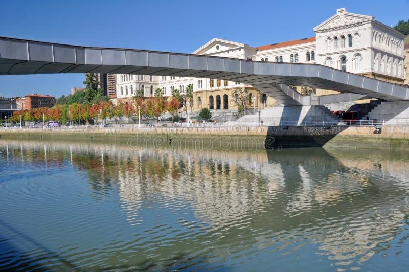毕尔巴鄂deusto西班牙大学 免版税库存照片