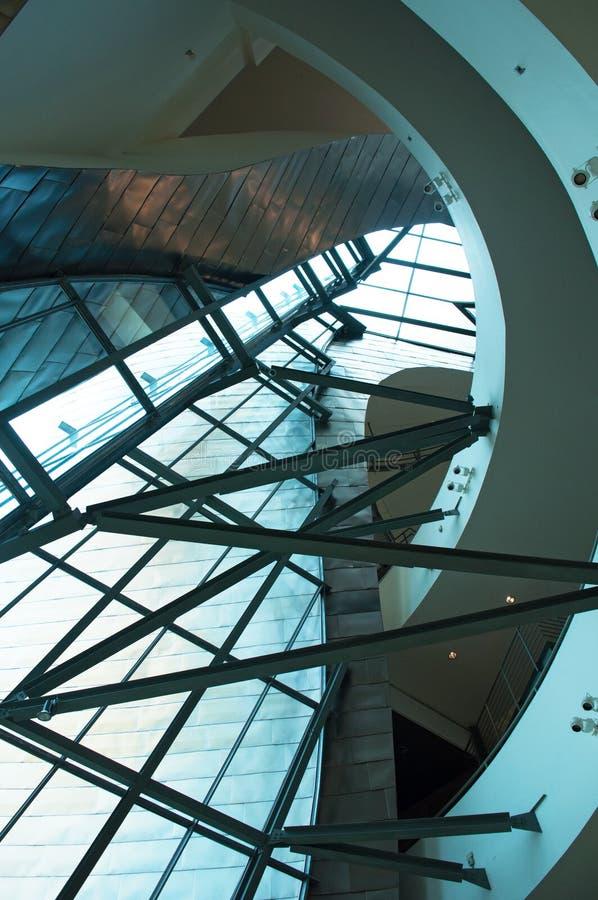 毕尔巴鄂,比斯开湾,巴斯克地区,西班牙,北西班牙,伊比利亚半岛,欧洲省  免版税库存图片