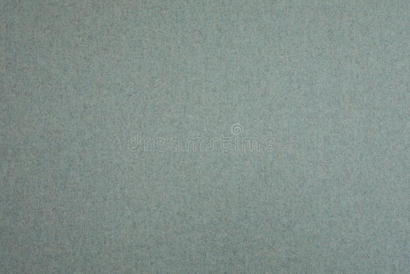 毛毡布料在灰色和蓝色的作为隔离 免版税库存图片