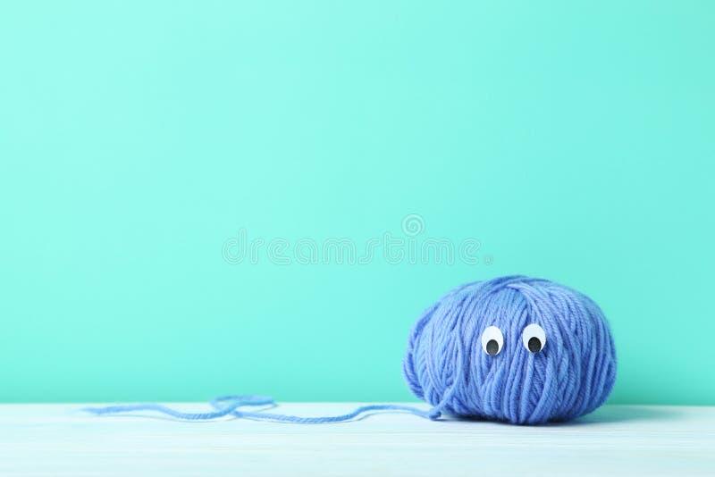 毛线球  库存图片
