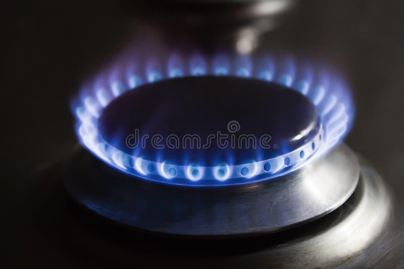 气体 免版税图库摄影