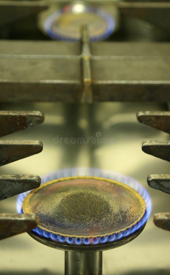 气体 库存图片