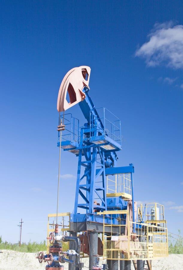 ?? 气体und石油工业 库存图片