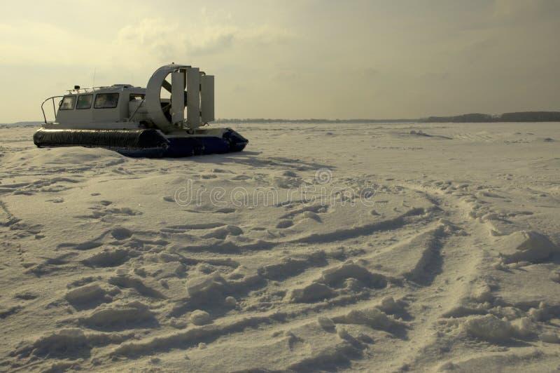 气垫船 免版税图库摄影