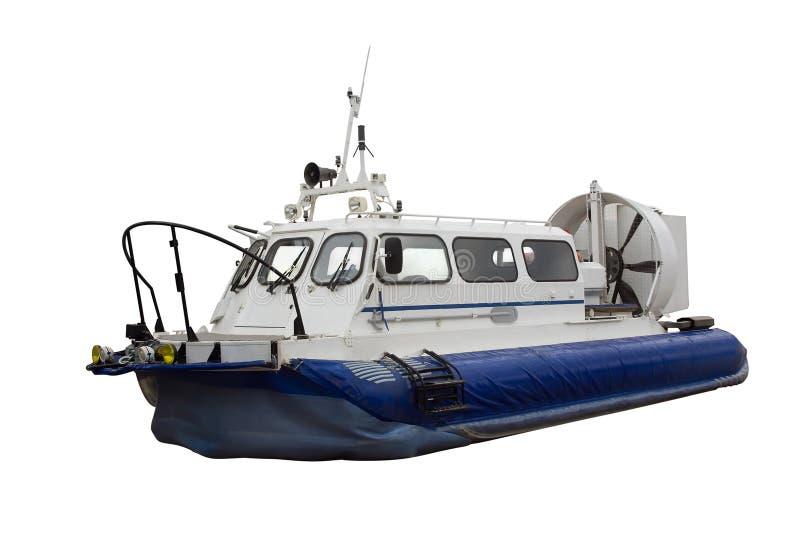 气垫船 免版税库存图片