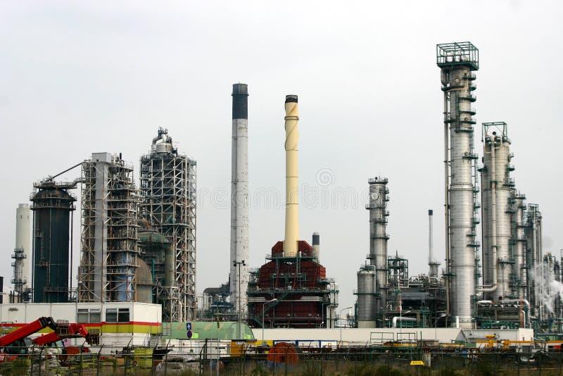 气油 免版税库存照片