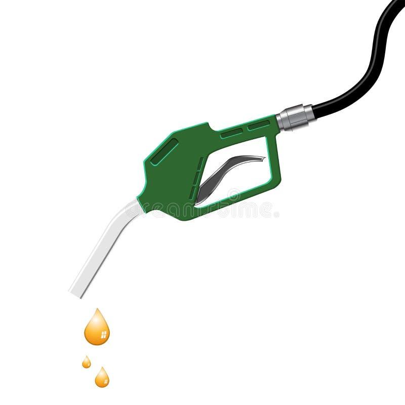 气泵 皇族释放例证
