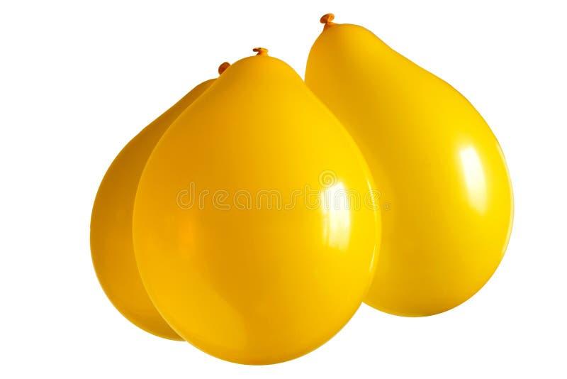 气球乐趣 图库摄影