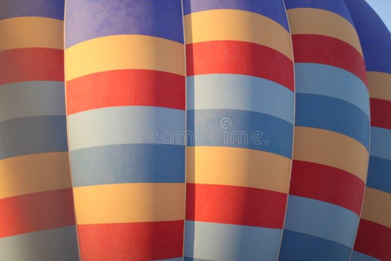气球乘驾 免版税库存照片