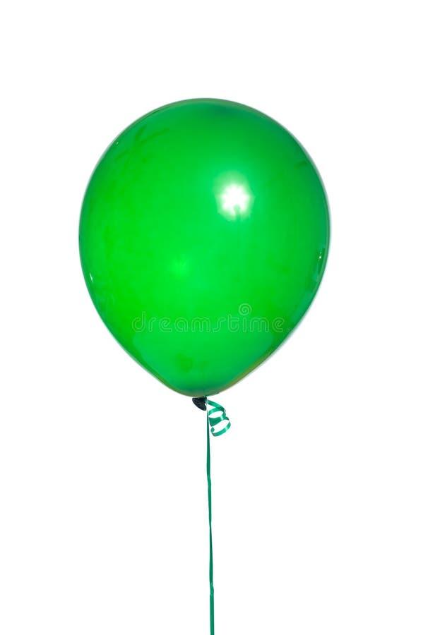 气球当事人白色 库存照片