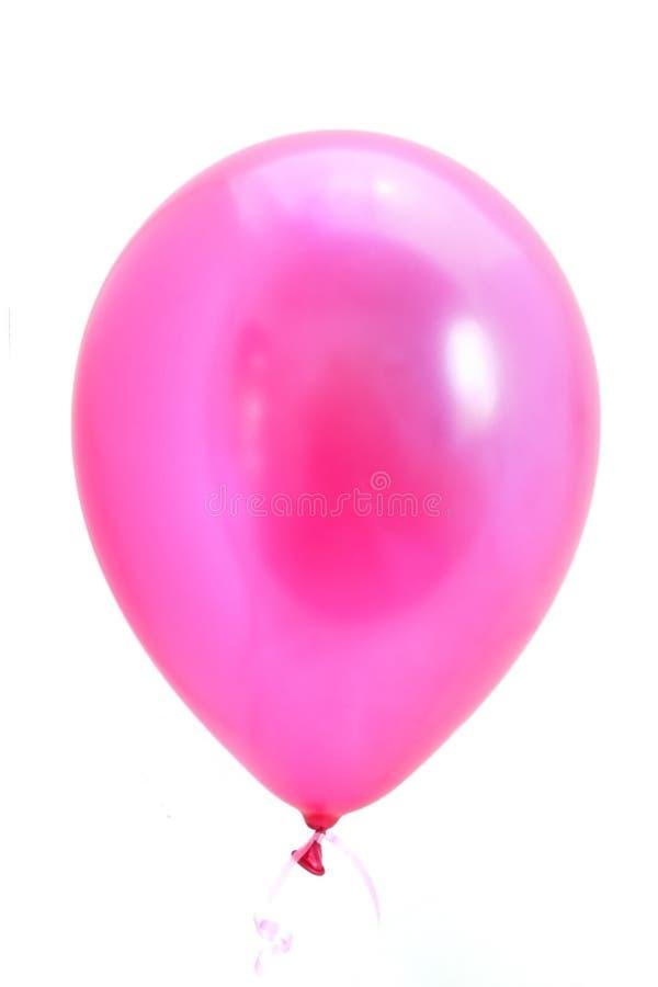 气球粉红色 免版税库存图片