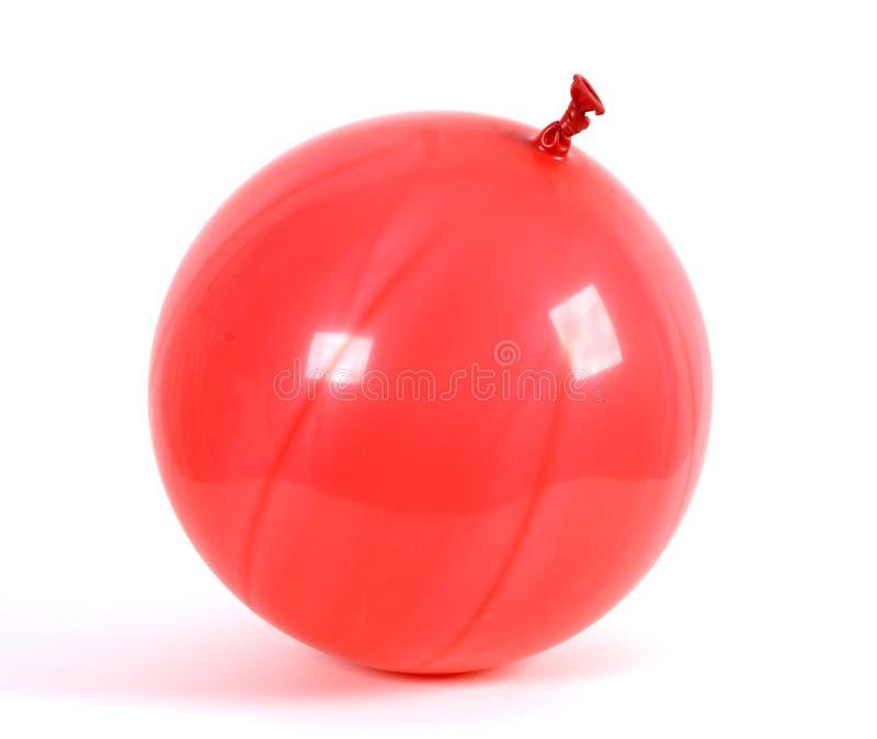 气球红色 图库摄影
