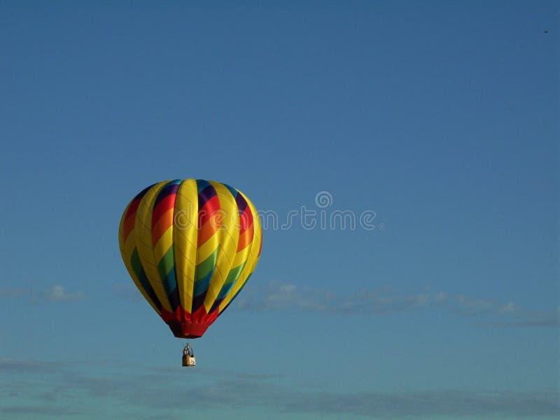 气球节日1351年 图库摄影