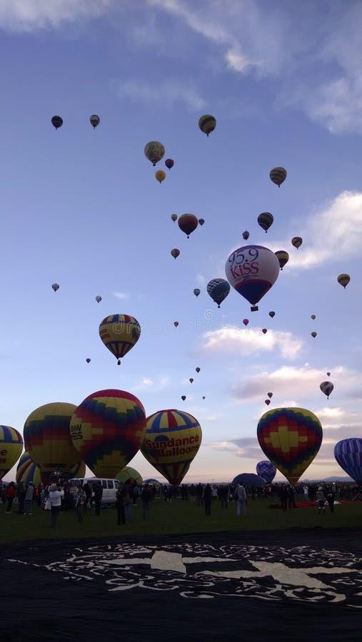气球Feista 库存照片