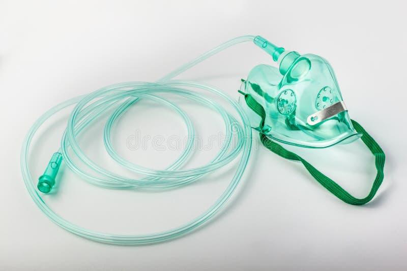 氧气面罩 免版税库存照片