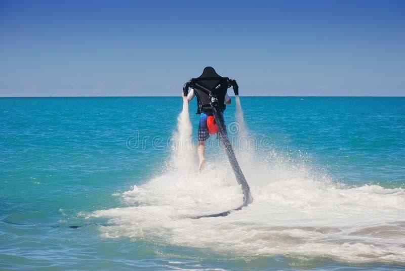 水上运动 免版税库存照片