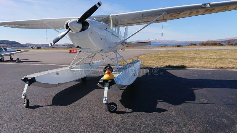 水上飞机G-DRAM 免版税库存图片