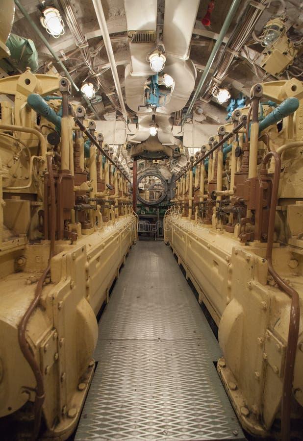 水下机舱 库存图片