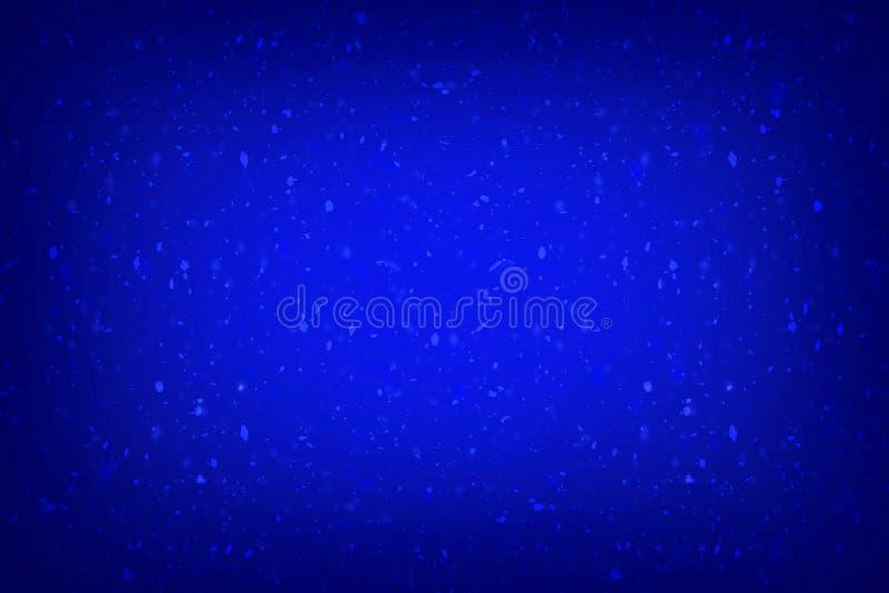 水军蓝色为抽象背景公主女婴生日背景,水军蓝色闪烁闪烁葡萄酒光 皇族释放例证