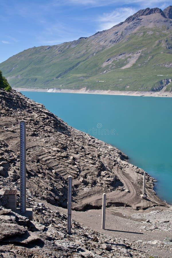 水坝级别评定水 库存图片
