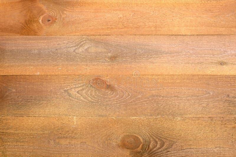 水平的被绘的棕色颜色上作为背景正面图特写镜头 免版税库存图片