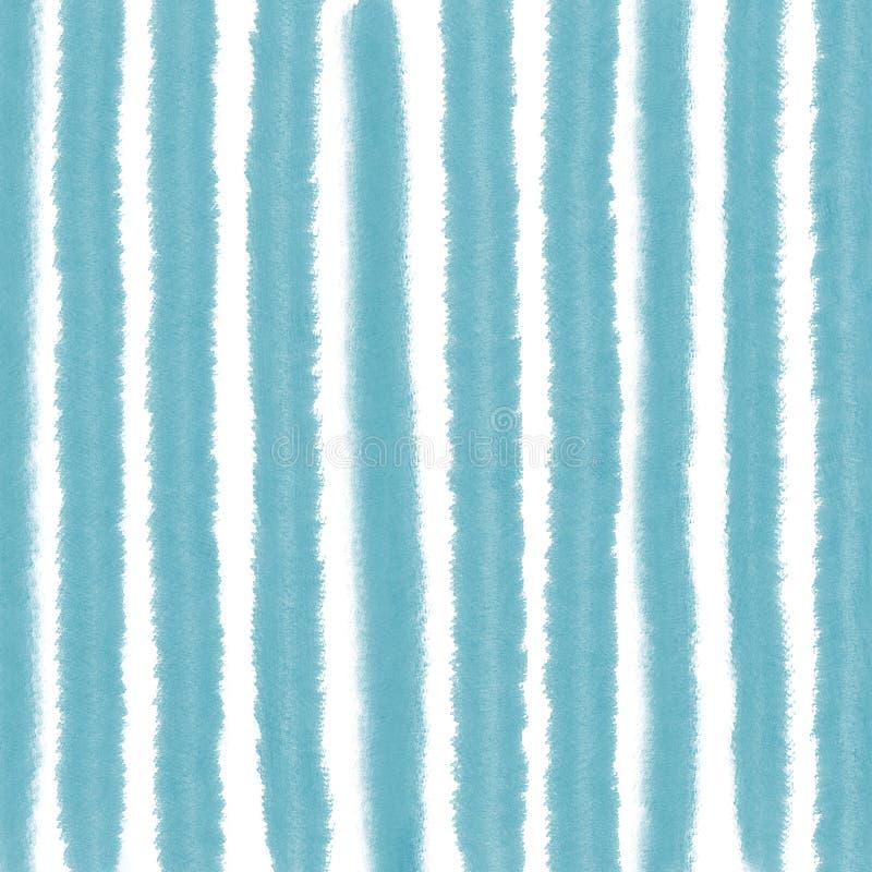 水彩背景,水彩条纹,水彩纹理,墙纸,案件打印,设计和其他表面的 库存例证